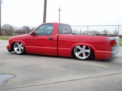 minitrucker04s 2000 Chevrolet S10 Regular Cab