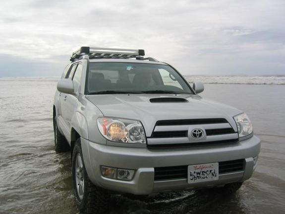 firsttoy 2003 toyota 4runner specs photos modification. Black Bedroom Furniture Sets. Home Design Ideas