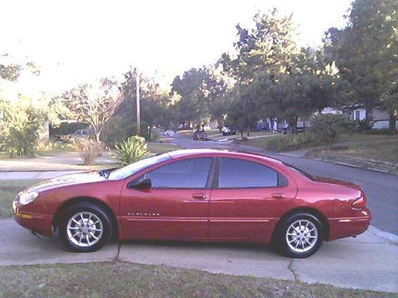 mr504 39 s 1999 chrysler concorde in jacksonville fl. Cars Review. Best American Auto & Cars Review
