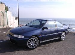 Relampagos 1995 Hyundai Scoupe