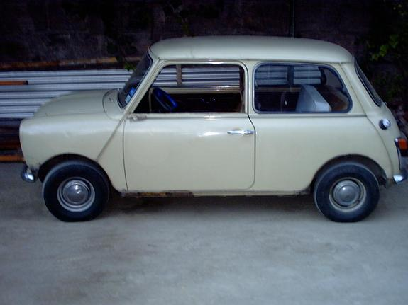 Another JoMiCaMo_1000 1980 MINI Cooper post... - 2813686
