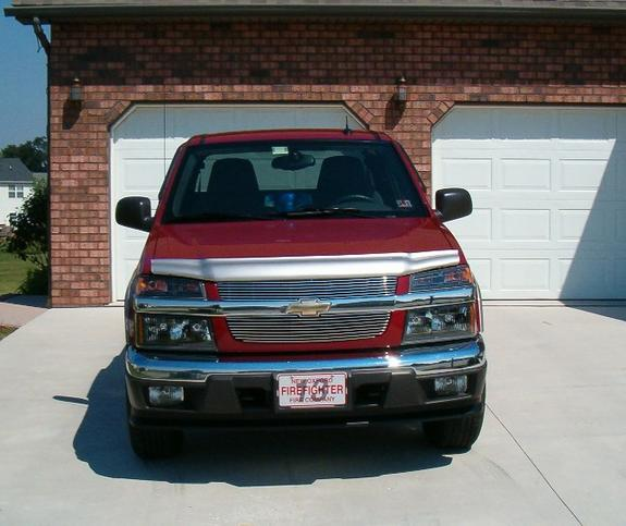 coloradofans 2004 Chevrolet Colorado Regular Cab