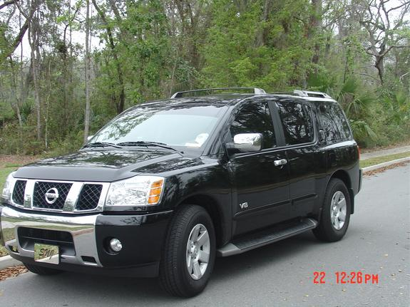 Another SyrNyck 2005 Nissan Pathfinder Armada post... - 2816952