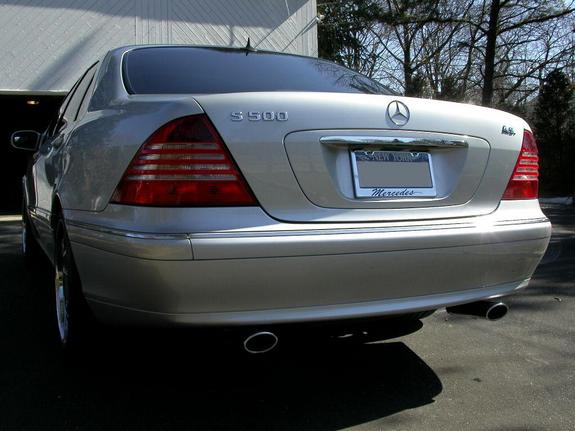 Another ArMaNi982 2000 Mercedes-Benz S-Class post... - 2818259