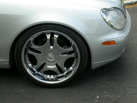 Another ArMaNi982 2000 Mercedes-Benz S-Class post... - 2818276