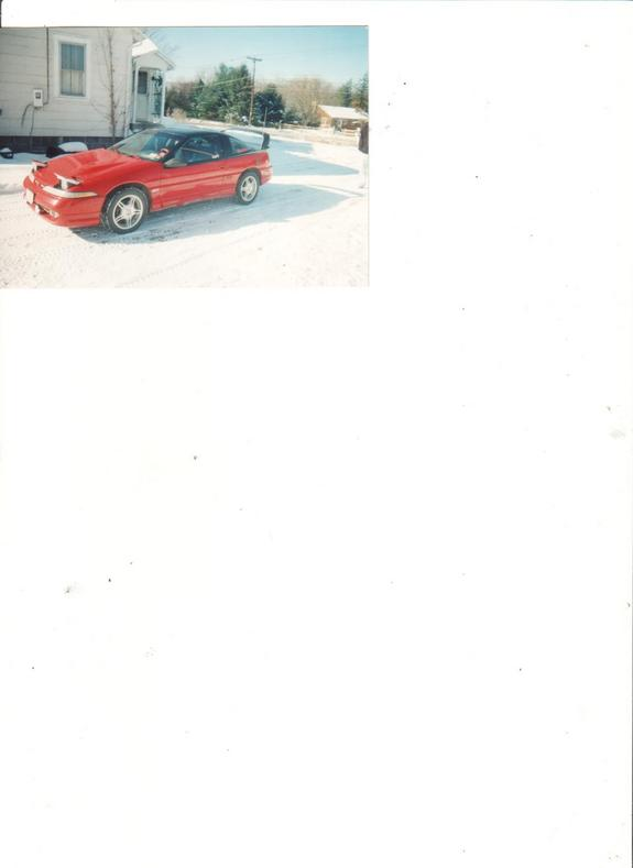 jeihhook 1991 Eagle Talon