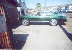 96bosslands 1990 Oldsmobile 98