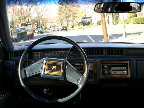 KonShiro 1985 Cadillac Fleetwood Specs Photos Modification Info