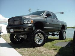 BIIIG 2003 Dodge Ram 1500 Regular Cab