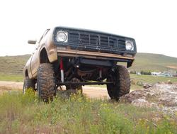 PowerWagon76s 1976 Dodge W-Series Pickup