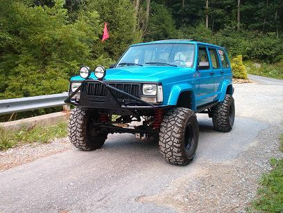Project Super Cherokee
