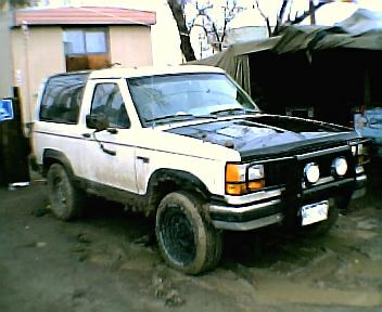 BILLYBOBJOBUBA 1989 Ford Bronco II 2842677