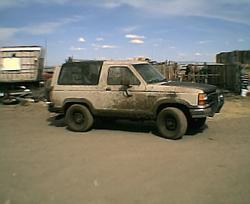 BILLYBOBJOBUBA 1989 Ford Bronco II 2842686