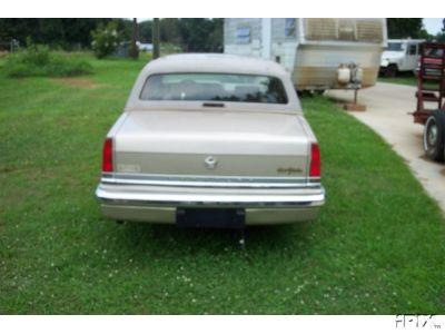 Clayco 39 s 1990 chrysler new yorker in east point ga for 1990 chrysler new yorker salon