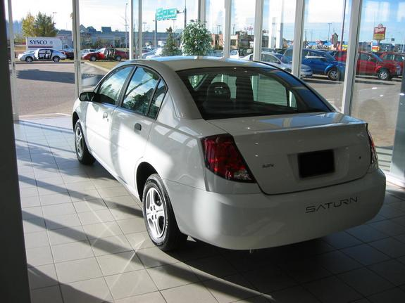 Whyteknight 2003 Saturn Ion Specs Photos Modification