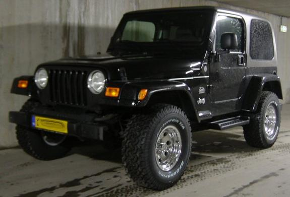 Fourlitres 2004 Jeep Wrangler Specs  Photos  Modification