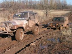 drtjeep 1974 Jeep CJ5