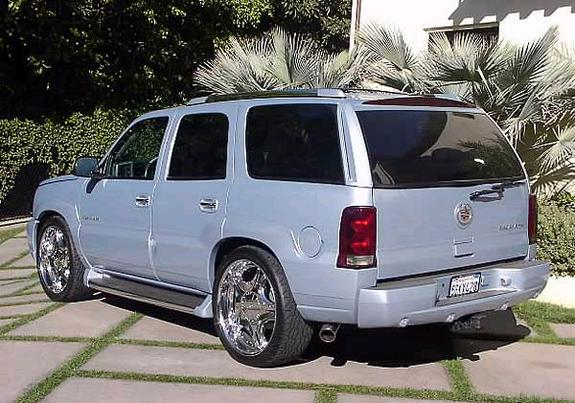 Another 2001GS400 2002 Cadillac Escalade post... - 2858130