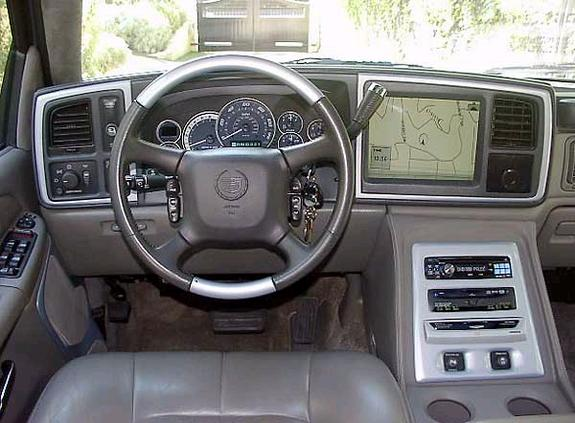 Another 2001GS400 2002 Cadillac Escalade post... - 2858131