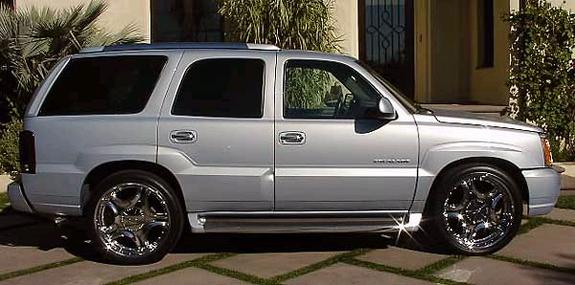 Another 2001GS400 2002 Cadillac Escalade post... - 2858133