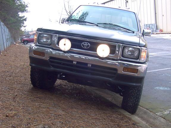 Another Clean94Toyo 1994 Toyota Regular Cab post... - 2860762