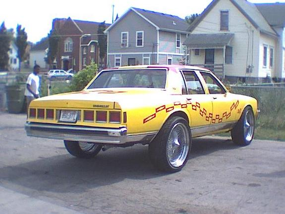 youngchevy 1984 Chevrolet Caprice