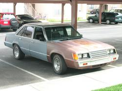 fordkindaguy18 1985 Ford LTD