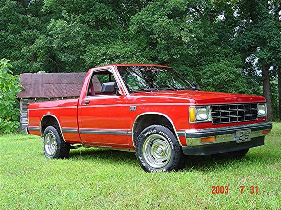 Chevykid2006 1990 Chevrolet S10 Regular Cab Specs Photos