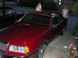 Mr_Hardon 1983 Ford Thunderbird