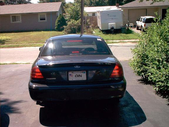 Another jbarry 2000 Ford Crown Victoria post... - 2888674