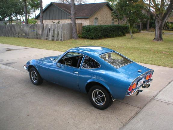 Another opelover 1973 Opel GT post... - 2888937