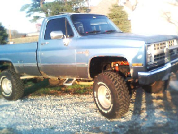 big_dev 1987 Chevrolet C/K Pick-Up