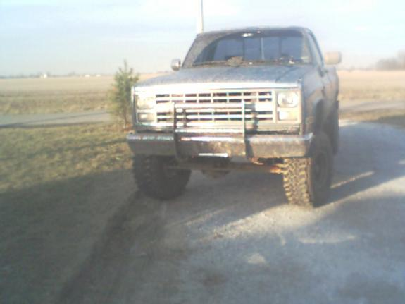 big_dev 1987 Chevrolet C/K Pick-Up 2887215