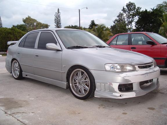 Babystitch 1999 Toyota Corolla Specs Photos Modification
