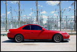 girlracer99ludes 1999 Honda Prelude