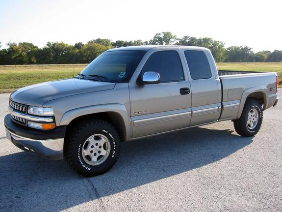 texasblueline 2002 Chevrolet Silverado 1500 Regular Cab ...