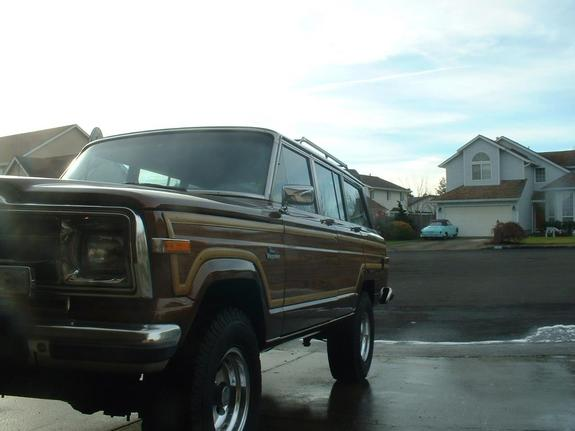 Another l4y_z_boy 1986 Jeep Grand Wagoneer post... - 2896850