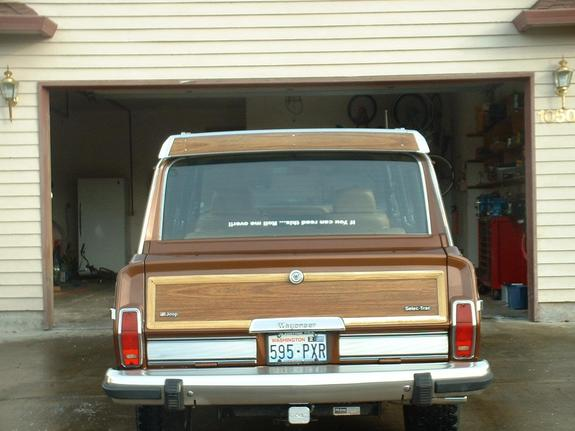 Another l4y_z_boy 1986 Jeep Grand Wagoneer post... - 2896851