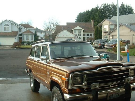 Another l4y_z_boy 1986 Jeep Grand Wagoneer post... - 2896854