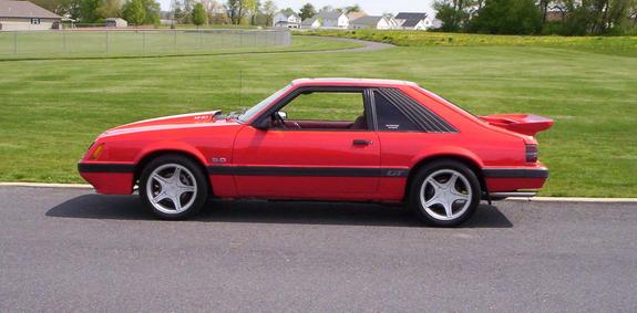 Another N8Miller 1986 Ford LTD post... - 2897609