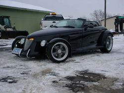 realrod 2000 Plymouth Prowler
