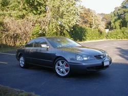 Chaptorial 2003 Acura CL
