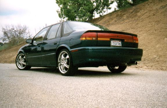 Another lowsaturn 1993 Saturn S-Series post... - 2905466