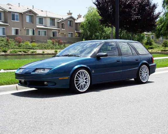 lowsaturn 1993 Saturn S-Series