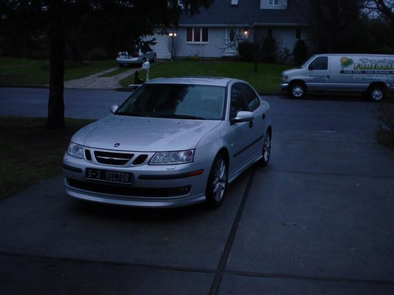 Another 2003VECTOR 2003 Saab 9-3 post... - 2907561