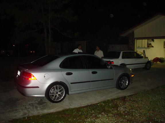 Another 2003VECTOR 2003 Saab 9-3 post... - 2907567