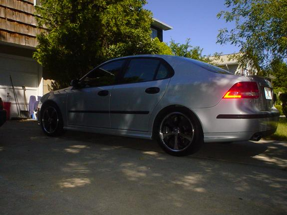 Another 2003VECTOR 2003 Saab 9-3 post... - 2907580