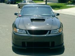 Thrust209 2000 Ford Mustang