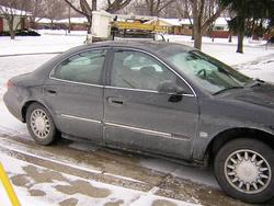 Mysableisbruce 1998 Mercury Sable