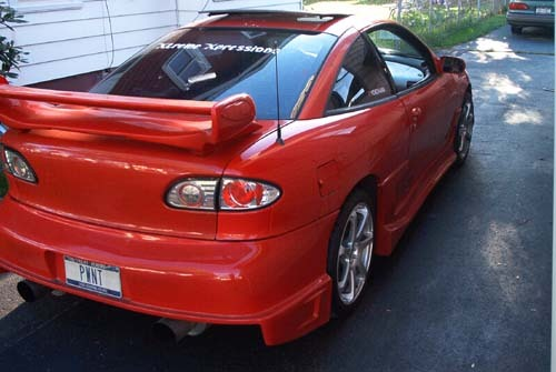 Another surge1017 1999 Chevrolet Cavalier post... - 2915501